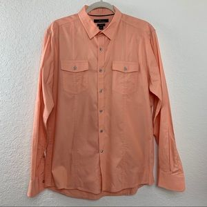 Marc Anthony Buttoned Down Shirt